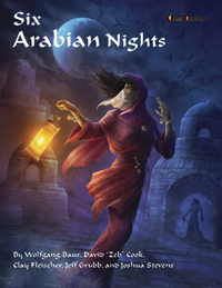 Free Preview: Pirates of the Arabian Nights