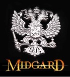 Midgard With Eagle