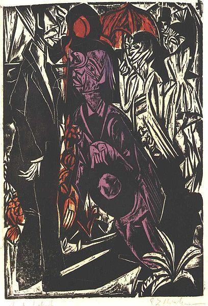 Kirchner, Der Verkauf des Schattens
