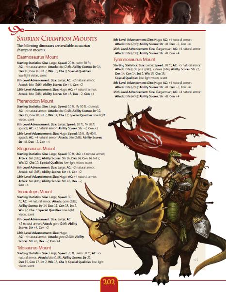 Advanced Races Compendium for Pathfinder RPG (Print)