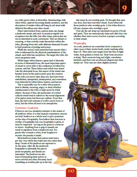 dungeons and dragons races pdf
