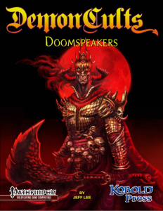 COVER Doomspeakers