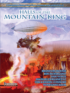 COVER Halls of the Mountain King