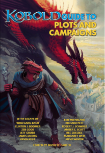 COVER Kobold Guide Plots and Campaigns