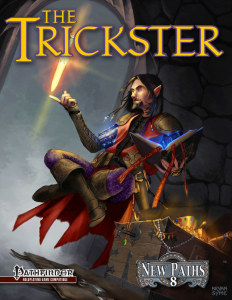 COVER Trickster