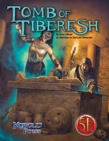 Cover of Tomb of Tiberesh