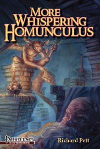 Cover More Whispering Homunculus