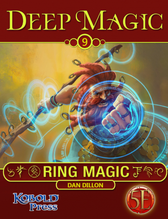 DM 9 Ring Magic
