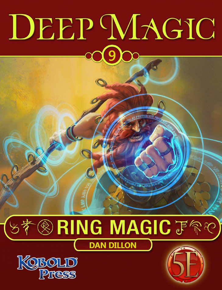 Deep Magic: Ring Magic PDF (5th Edition)