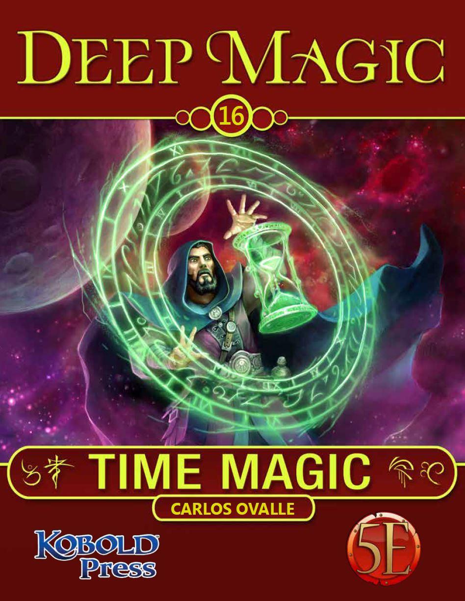 Deep Magic: Time Magic PDF (5th Edition)
