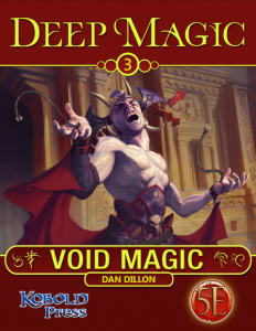 DM3 Void Magic Cover