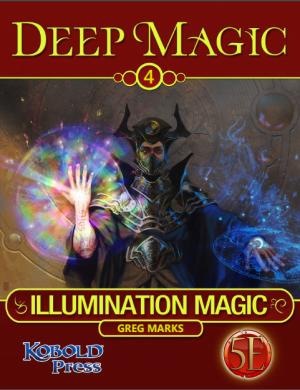 DM4 Illumination Cover