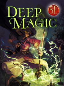 Deep Magic 5E Cover