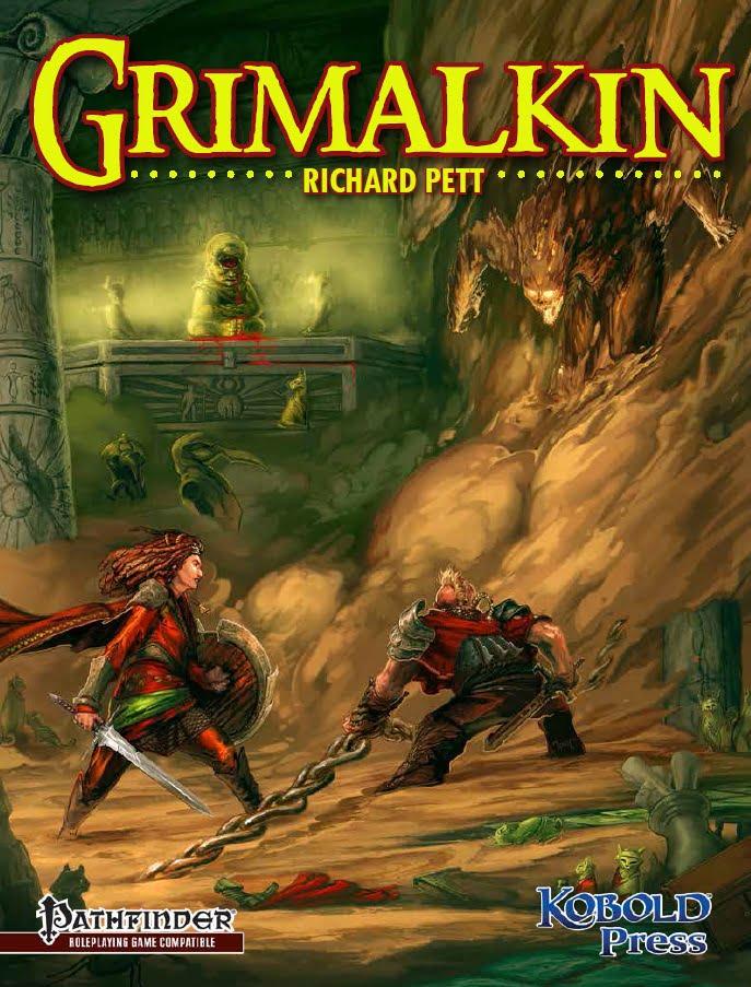 Grimalkin for Pathfinder RPG -  Kobold Press