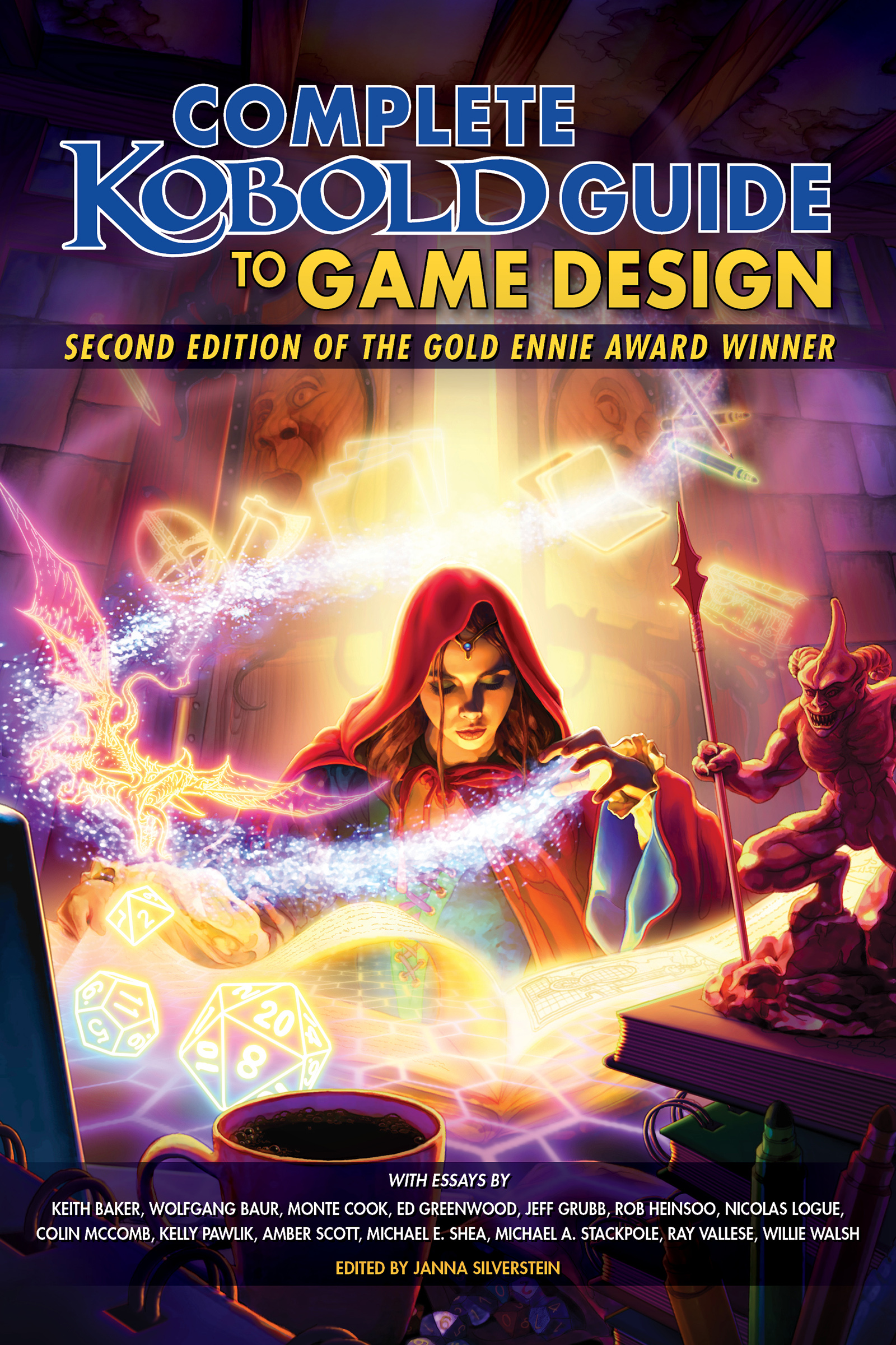 Complete Kobold Guide to Game Design 2nd Edition -  Kobold Press