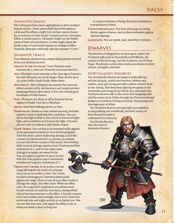 MIDGARD HEROES FOR 5TH EDITION PDF DOWNLOAD