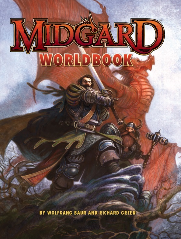 Midgard Worldbook for 5th Edition and PFRPG