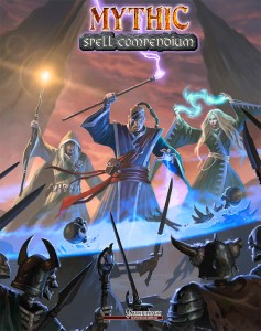 Mythic Spell Compendium Coversmall