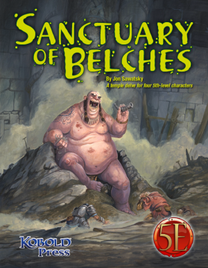 Sanctuary of Belches Cover