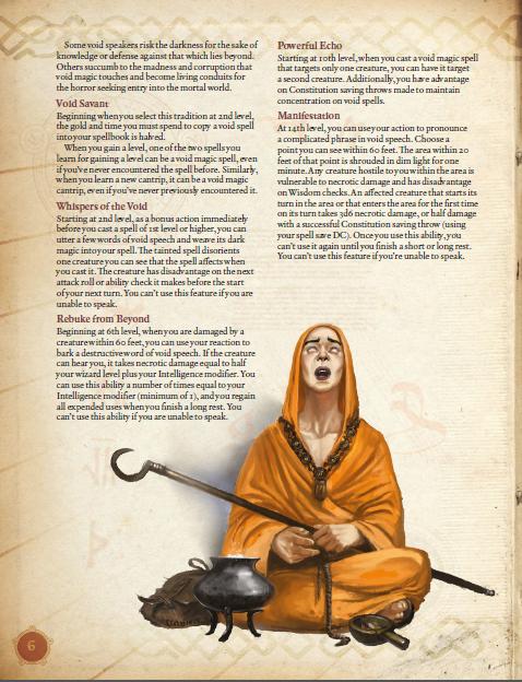 Deep Magic: Void Magic PDF (5th Edition)