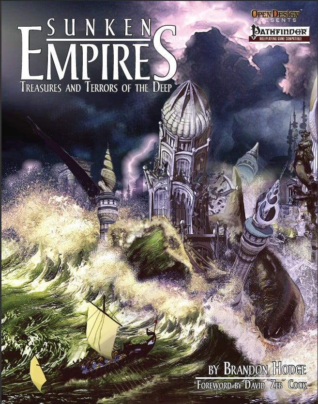 Sunken Empires (Pathfinder RPG)