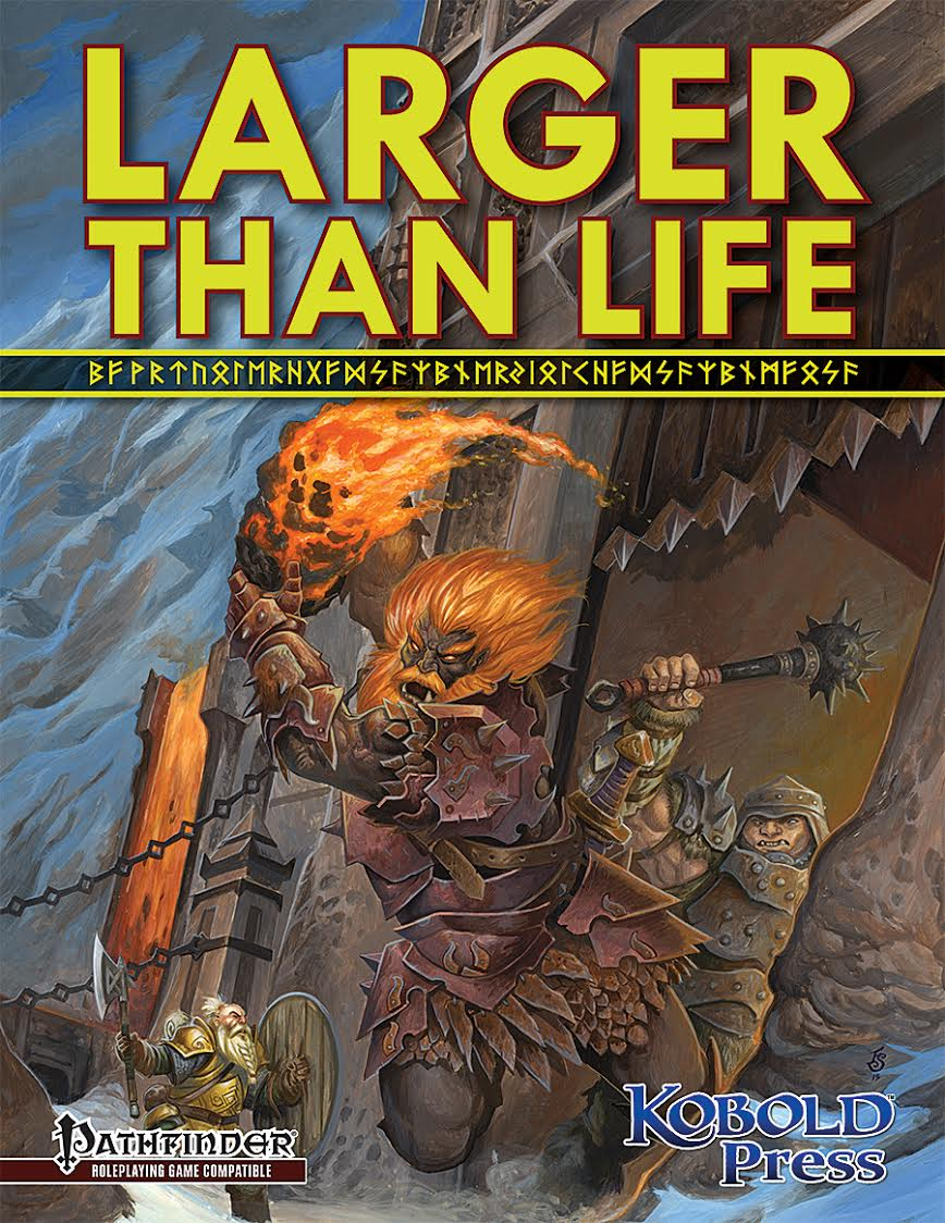 Larger Than Life: Giants | Kobold Press Store