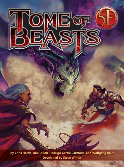 Deep Magic: Mythos Magic PDF (5th Edition) | Kobold Press Store