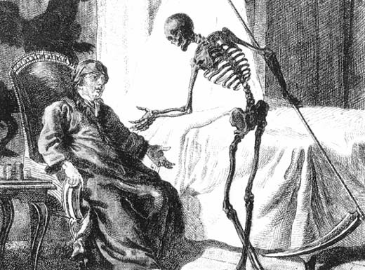 Death's Door: A Few Diseases More