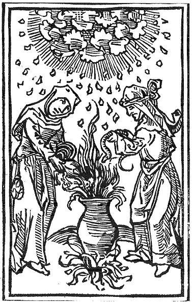 The Magic Circle: Lesser Curse (Part 1)