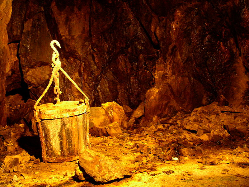 Inspiring Terrains: Underground Mines (Part 2 of 5)