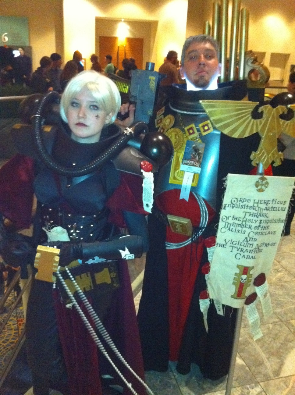 The Con Report: My First Dragoncon