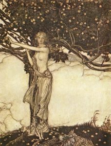Arthur Rackham The Ring