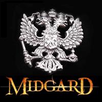 Midgard double eagle logo