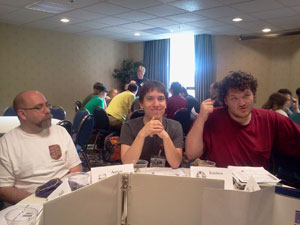 The Kobolds Go Adventuring: Saturday Gaming at PaizoCon