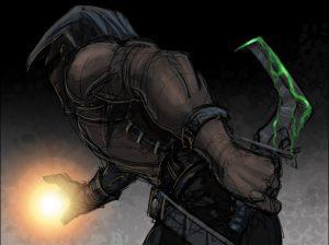 Hexblade, by Chris McFann