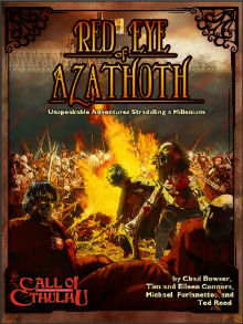 Red Eye of Azathoth Cover