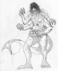 Kankodraa, Scion of Dagon