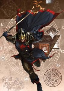 Inquisitor Arcane