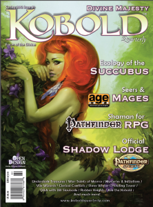 KQ 21 cover