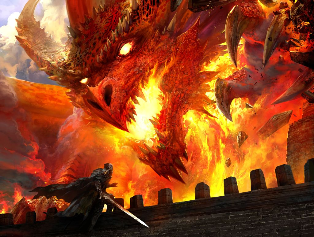Interview: Mike Mearls Talks About D&D Next