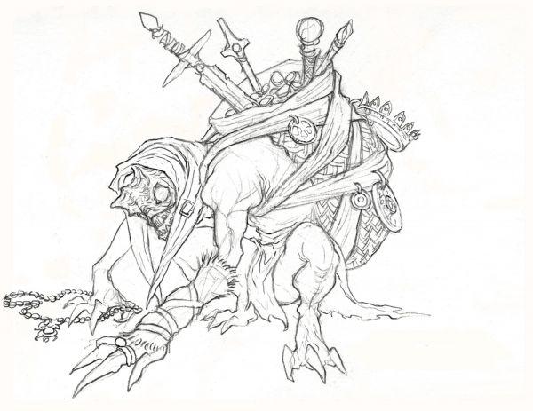 From Diablo 3 to D&D: Treasure Pygmies