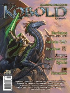 Kobold Quarterly 22