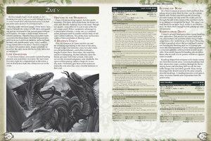 Midgard Bestiary Zmey