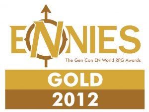 2012 ENnies Gold