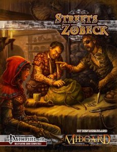 Streets of Zobeck Cover