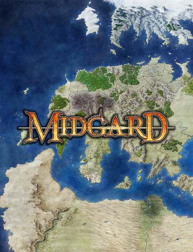 Midgard Atlas splash screen