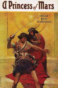Princess of Mars by Frank E. Schoonover, 1917