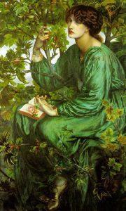 Dante Gabriel Rossetti: The Day Dream