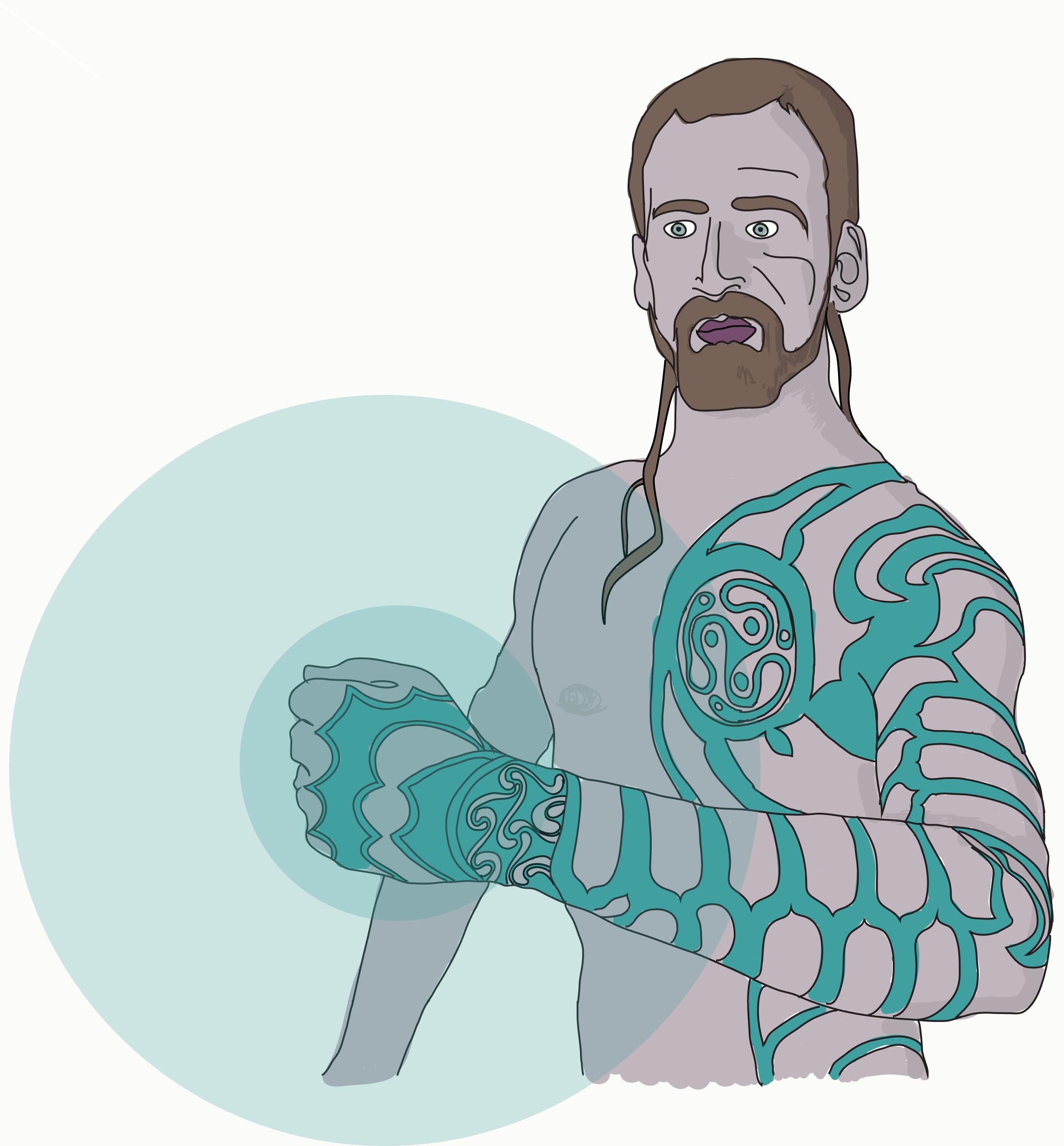 Full Sleeve Midgard: Humans (Part 1)