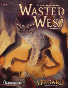 Midgard Players Guide to the Wasted West